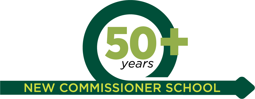2020 New Commissioner Schools are now under way