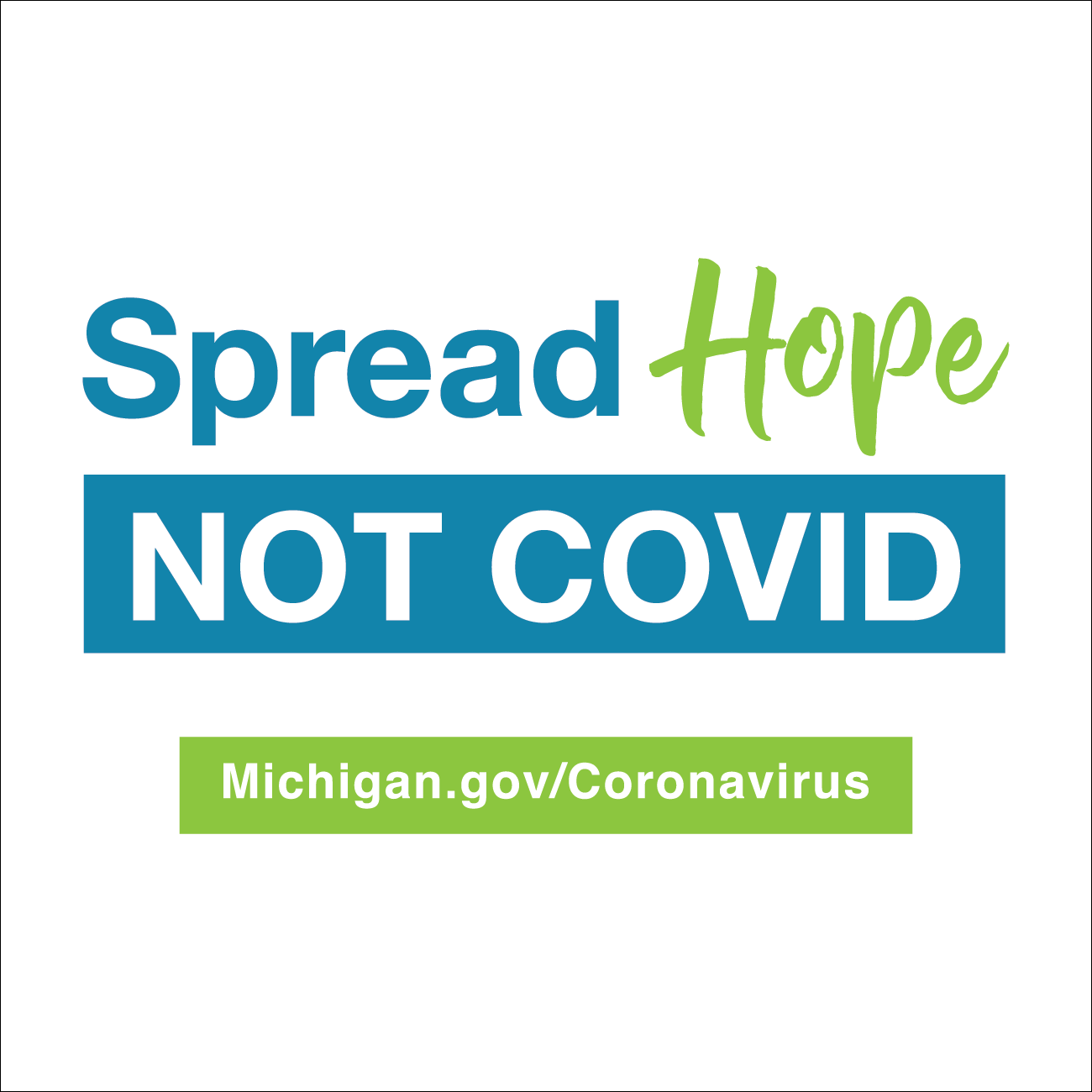 MAC joins 'Spread Hope' campaign to safely reopen Michigan